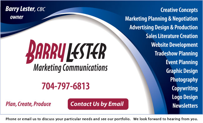 Barry Lester Marketing Communications